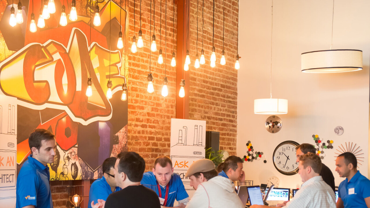 Amazon reopens AWS pop-up loft in San Francisco to create a community amongst its customers