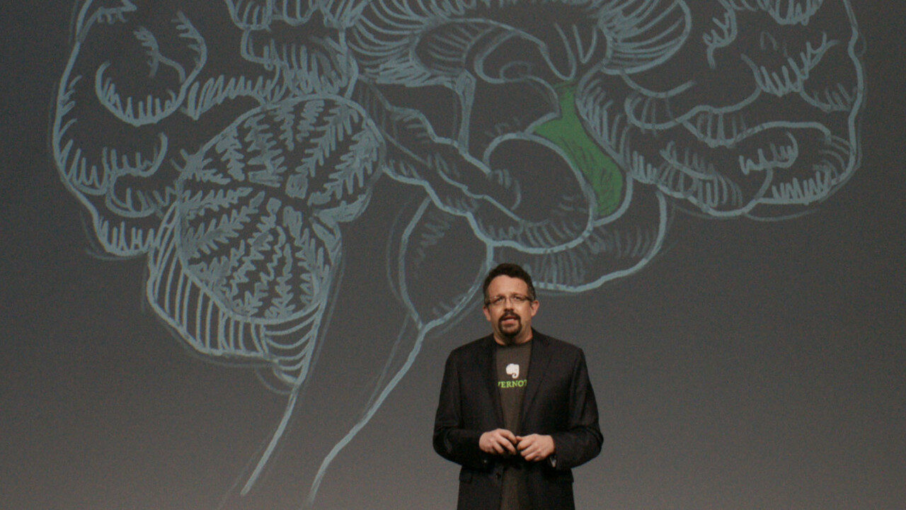 Evernote announces new Presentation mode, updated web client and a messaging feature