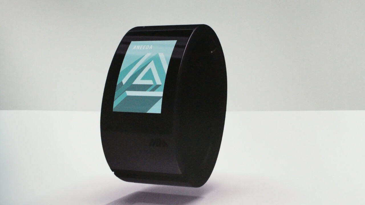 Will.i.am introduces the Puls smartwatch