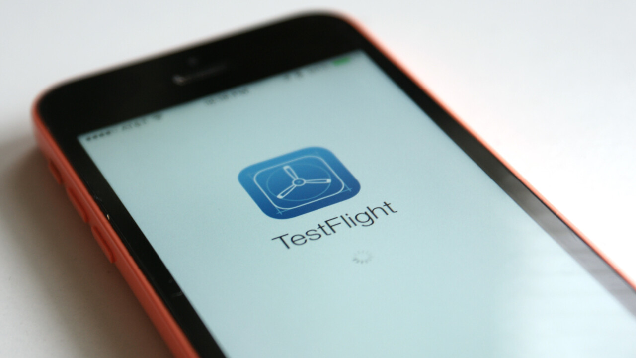 Apple unleashes TestFlight to all iOS developers and beta testers
