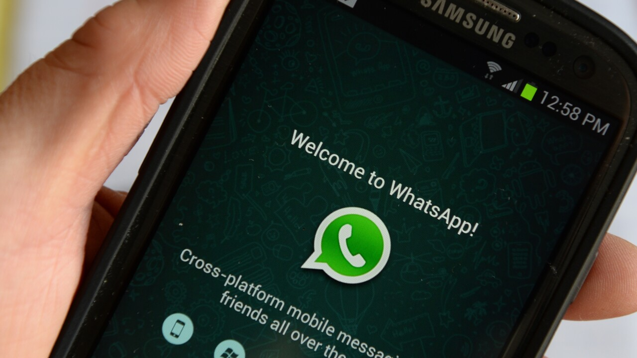 Sold! Facebook completes its $19 billion WhatsApp acquisition
