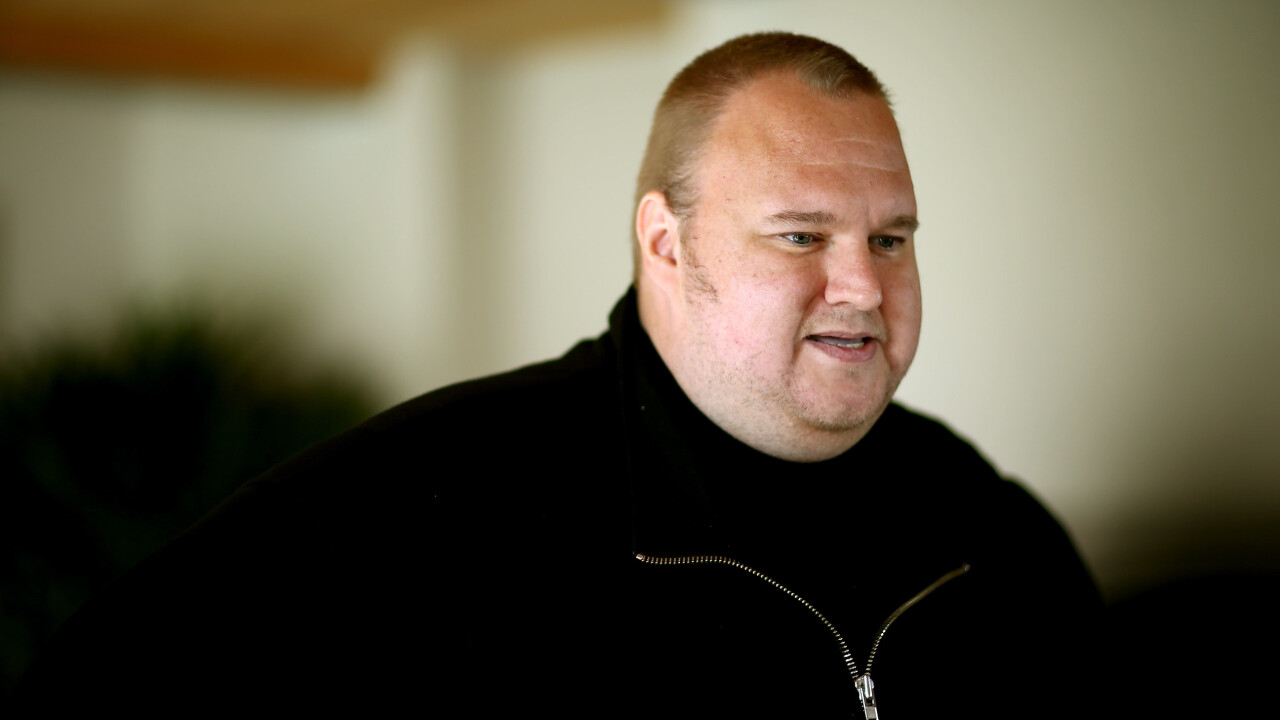 Kim Dotcom cuts ties with Baboom, the music streaming service where he released his first album