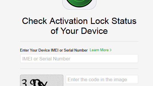 Apple now helps you check if an iPhone is stolen