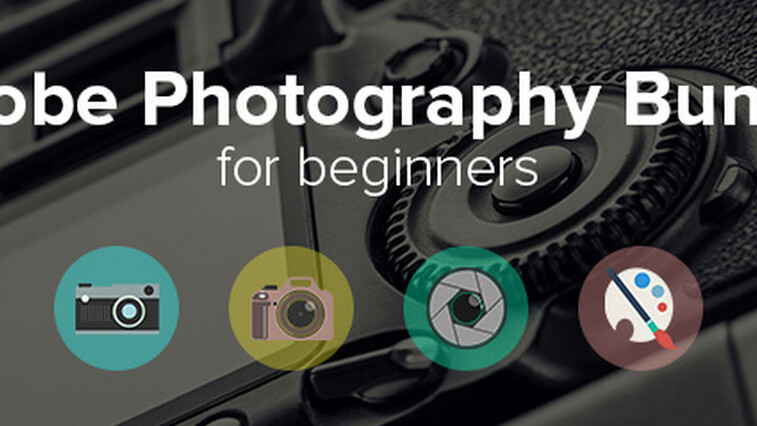 Get to grips with DSLR photography with 87% off this Adobe KnowHow bundle