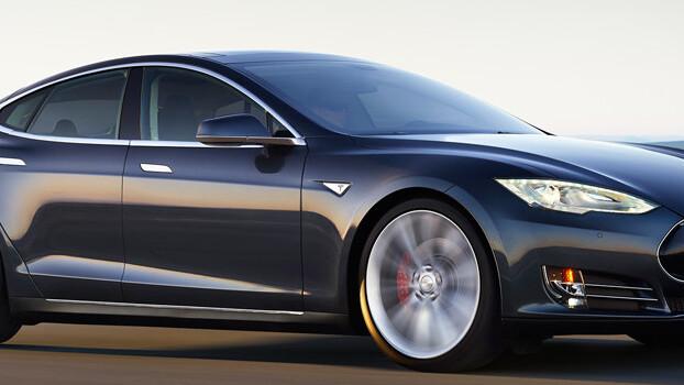 Tesla unveils the 'D', a dual-motor all-wheel-drive super car with auto-pilot