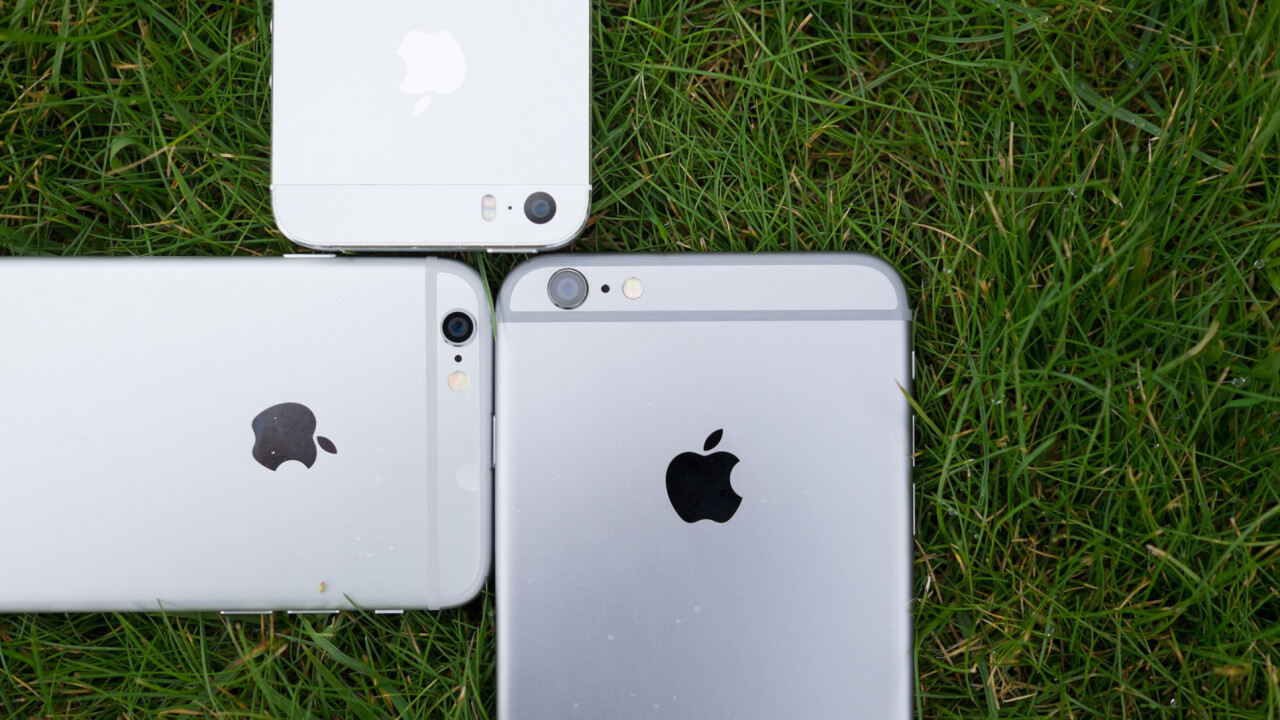 Apple's now selling the iPhone 6 and 6 Plus SIM-free in the US
