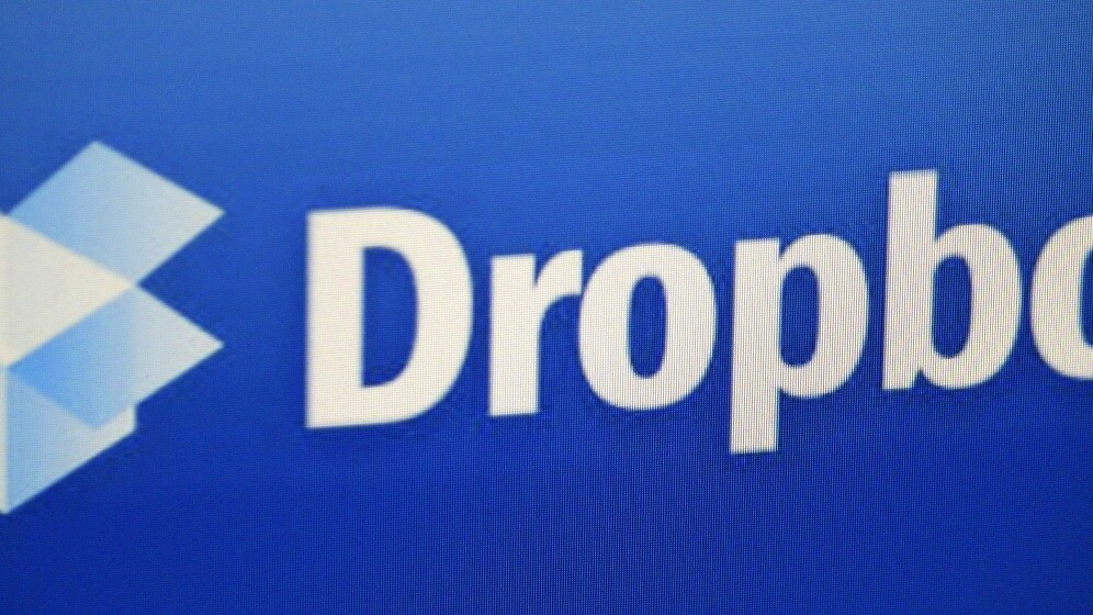 Dropbox for iOS can now upload to your account from any app