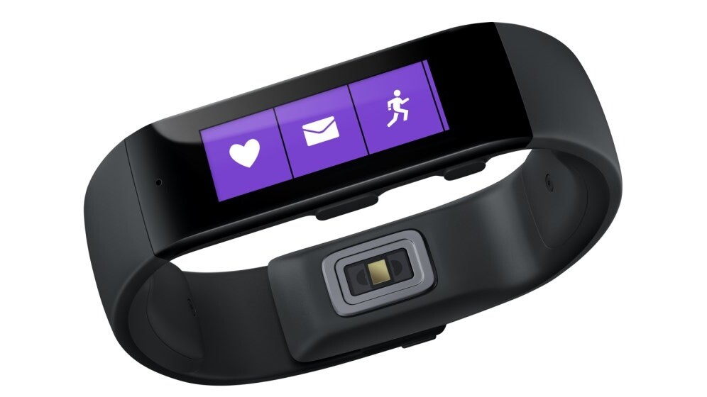 Microsoft Band available to buy in the UK now for £170