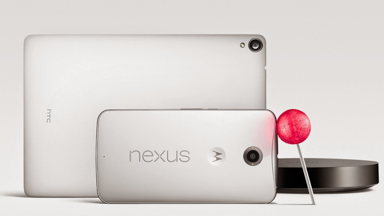 The five things Android finally got right with Android 5.1