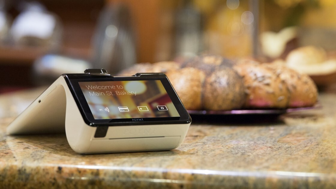 Poynt is an Android-based payment terminal for the future