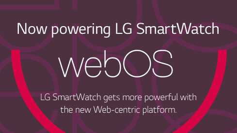 LG lets slip that it's developing a webOS smartwatch