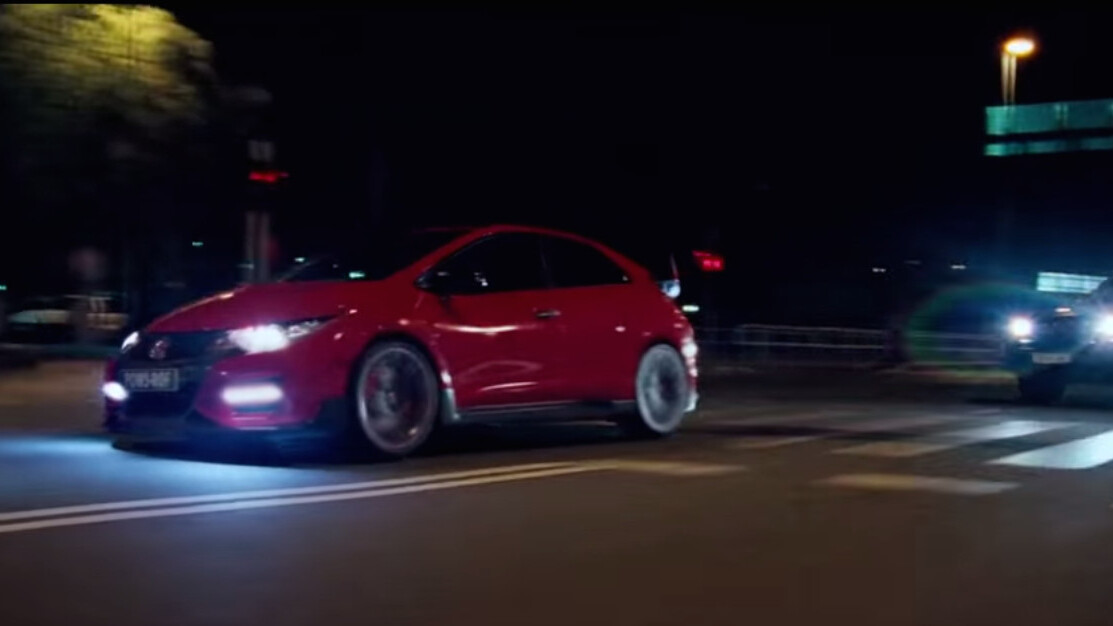 Check out Honda's 'double-sided' YouTube video