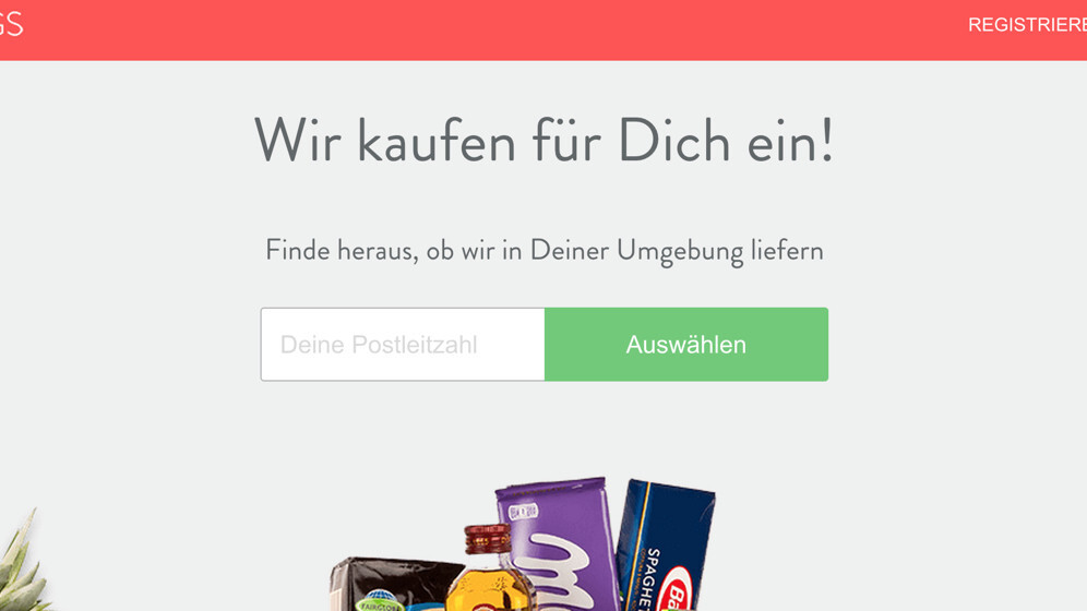 Rocket Internet gets into the speedy grocery deliveries game with ShopWings