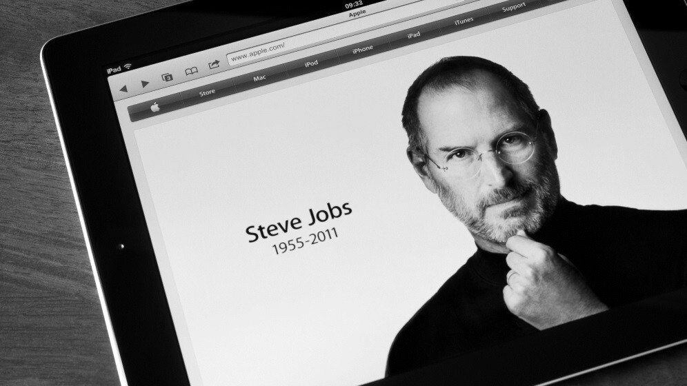 Steve Jobs biopic dropped by Sony but could survive at Universal