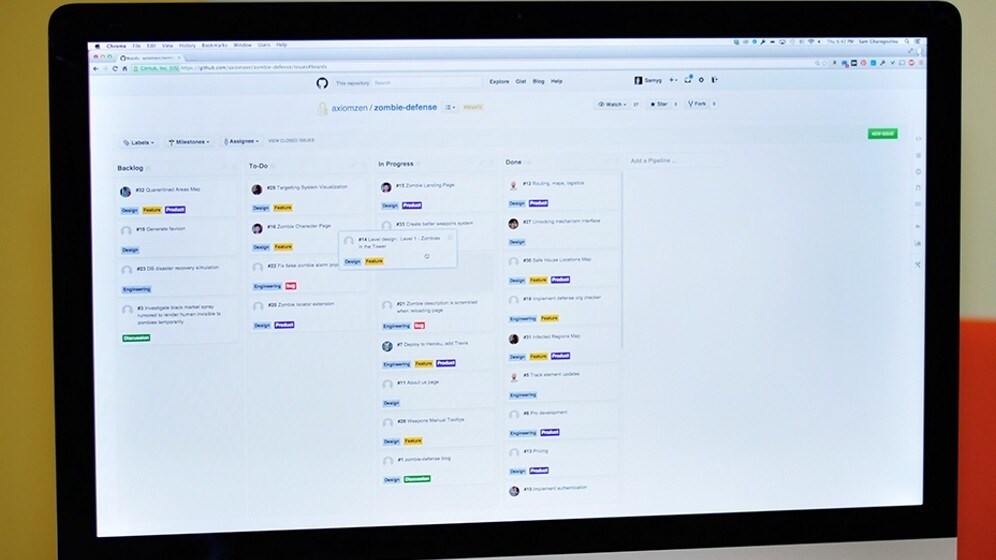 ZenHub's project management platform aims to make it easier for non-techies to use GitHub