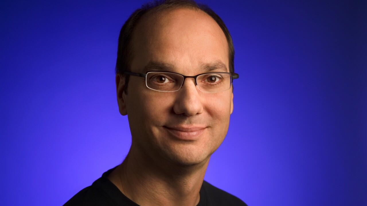 Former Android boss Andy Rubin is leaving Google