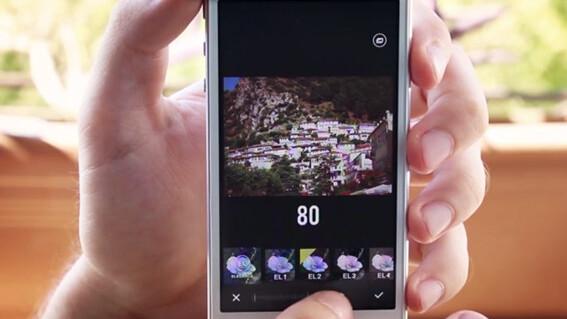 Creatic lets you crowdshare presets to build unique images