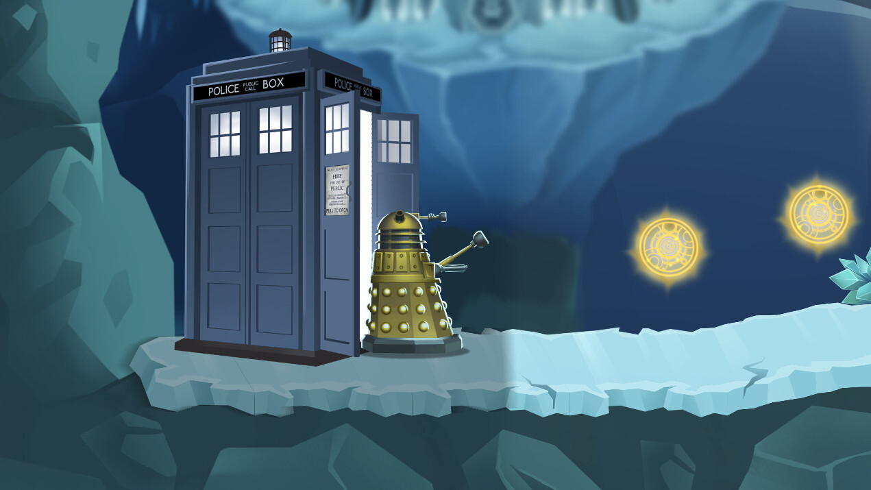 The BBC taps Doctor Who to bring the basics of coding to kids