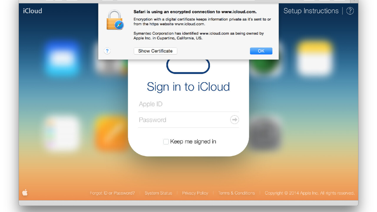 After reports of iCloud phishing attempts in China, Apple shows users how to stay safe