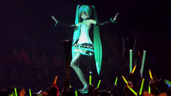 Who or what is Hatsune Miku? The making of a virtual pop star