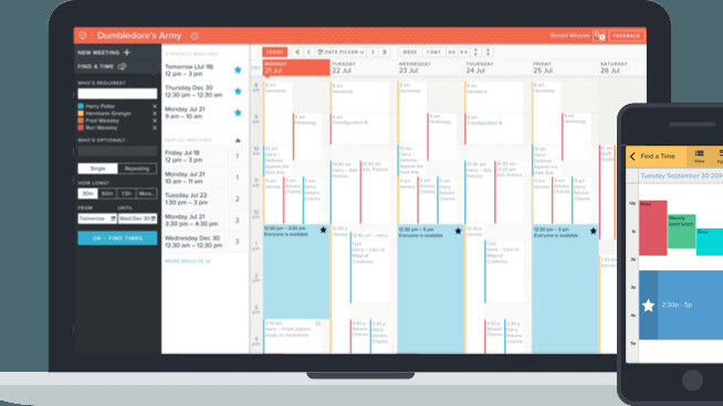 Smart calendar app Magneto launches a group mode for cross-company scheduling