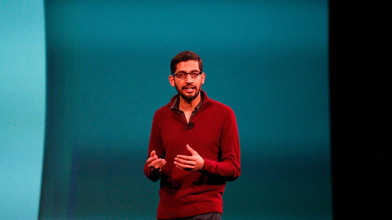 Google's Sundar Pichai to become head of product amid major staff reshuffling