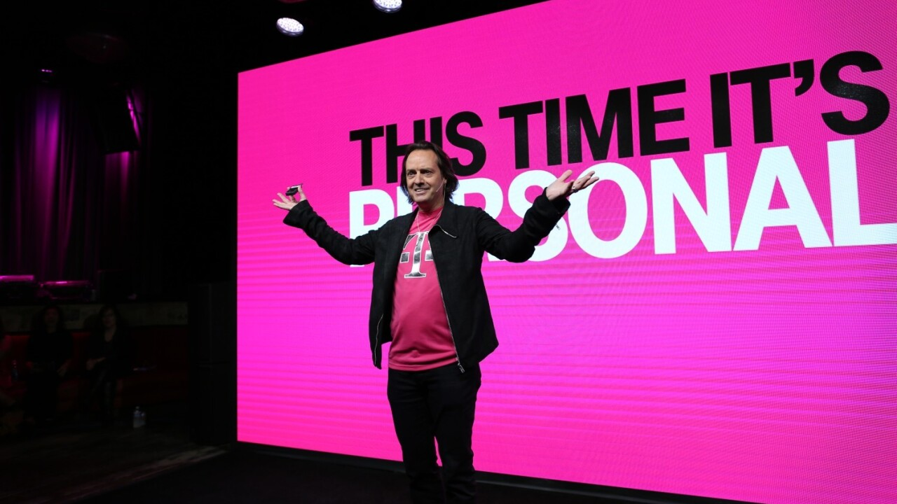 T-Mobile won't be acquired by France's Iliad