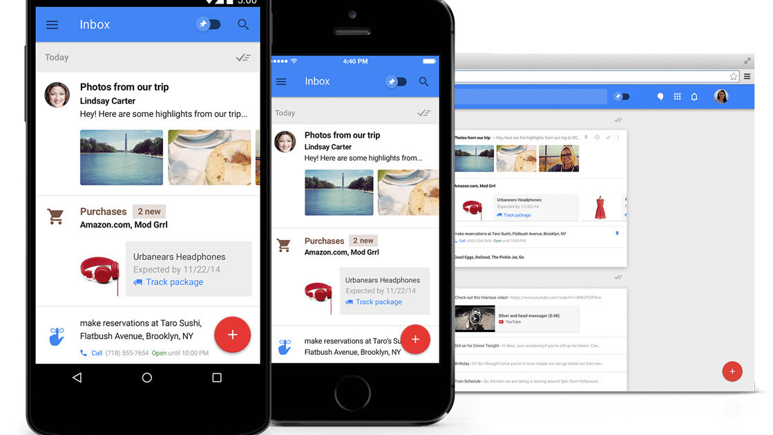 Google is giving Inbox invites to everyone for one hour at 3PM PST today