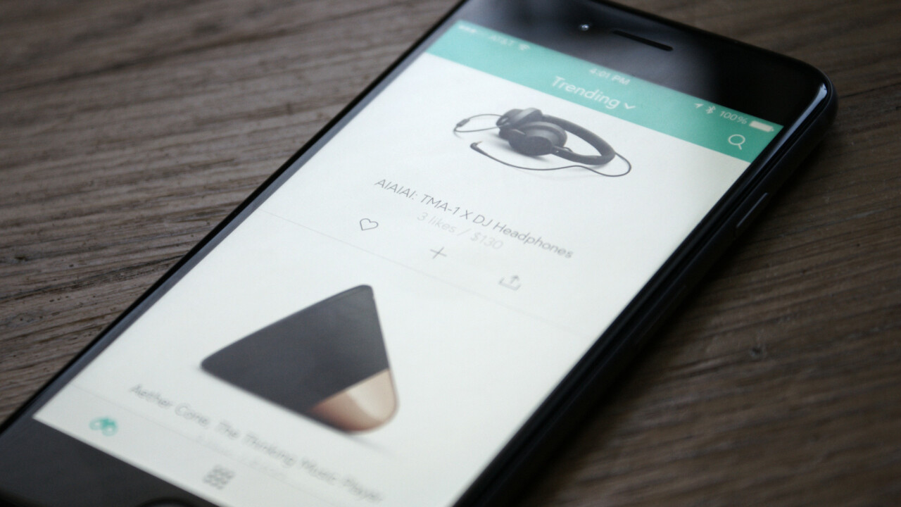 Canopy brings its curated Amazon shopping service to the iPhone