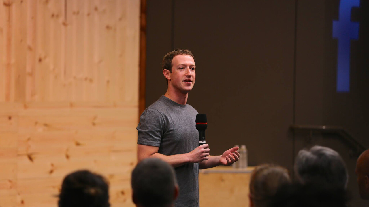 Facebook has scheduled another public Q&A with Mark Zuckerberg