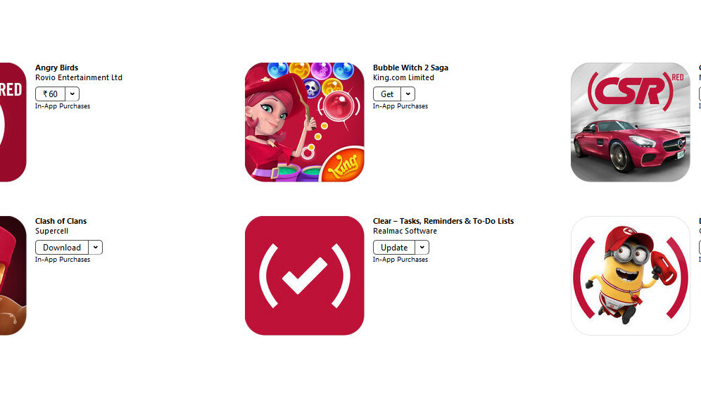 Apple partners with (RED) to fight AIDS with special app and retail promos