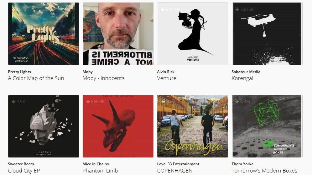BitTorrent now lets any artist release premium content bundles