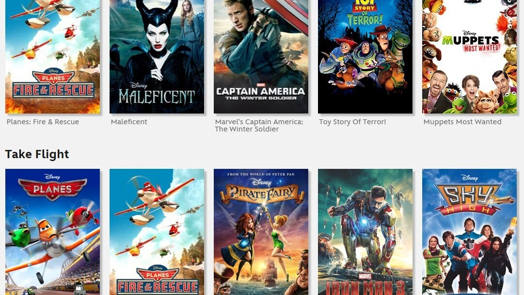 Disney Movies Anywhere now lets you watch purchased titles on Android devices