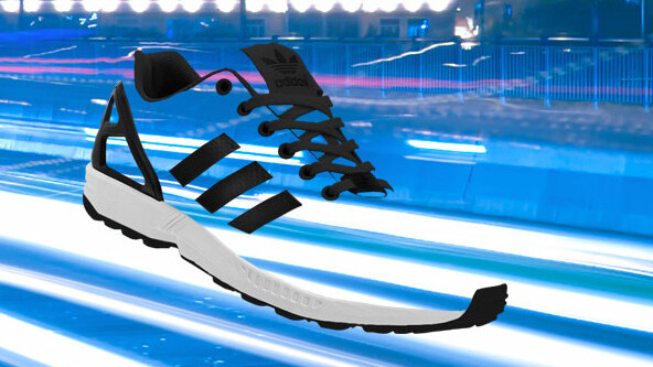 Adidas now lets Americans print photos on their sneakers too
