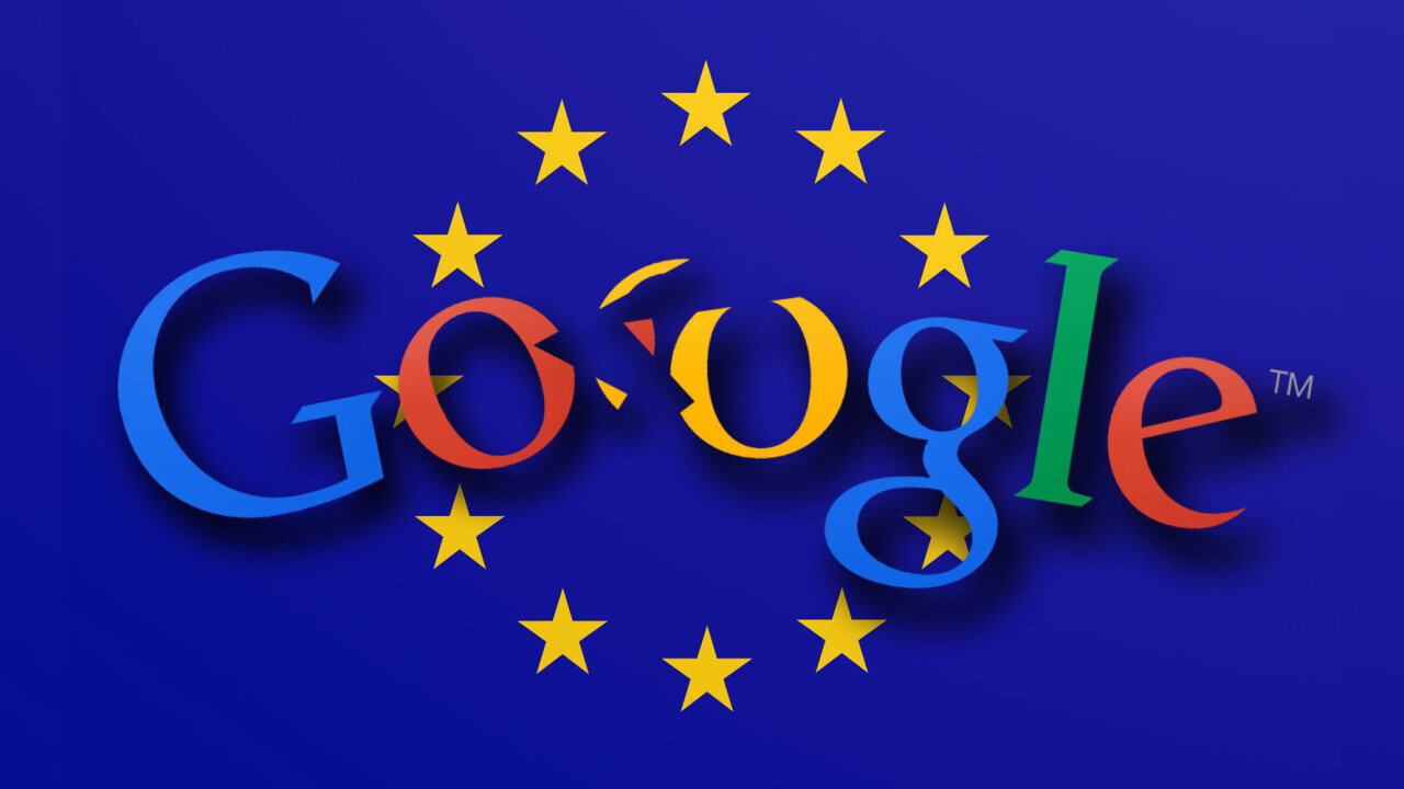 EU votes to back a proposal to break Google search away from its other services