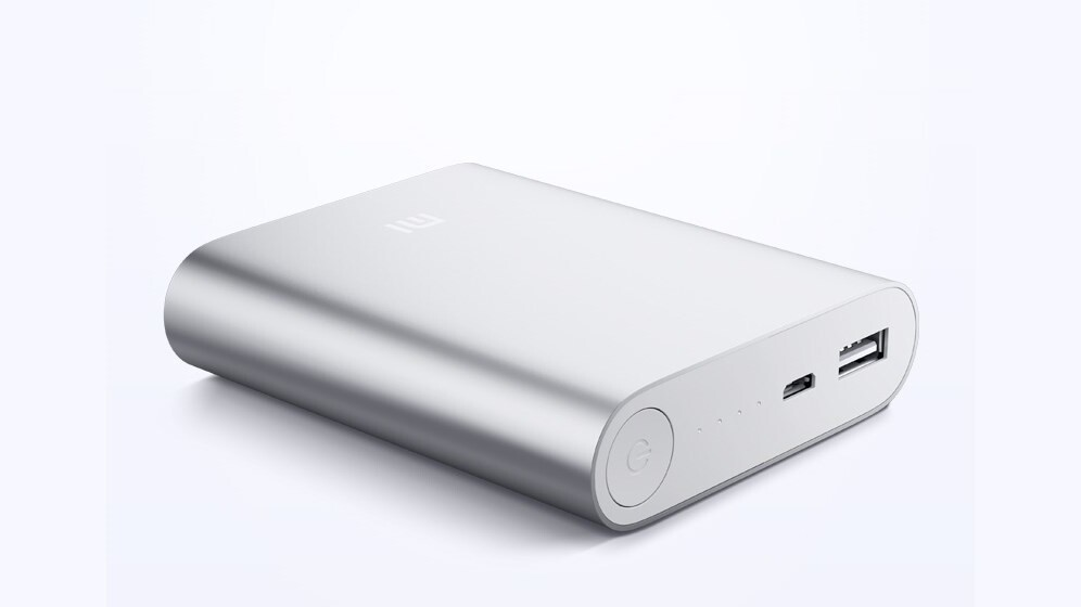 Ideal Gifts: The Mi Power Bank charges up your devices in style