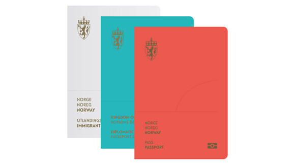Norway takes inspiration from its naturallandscape for a gorgeous new passport design