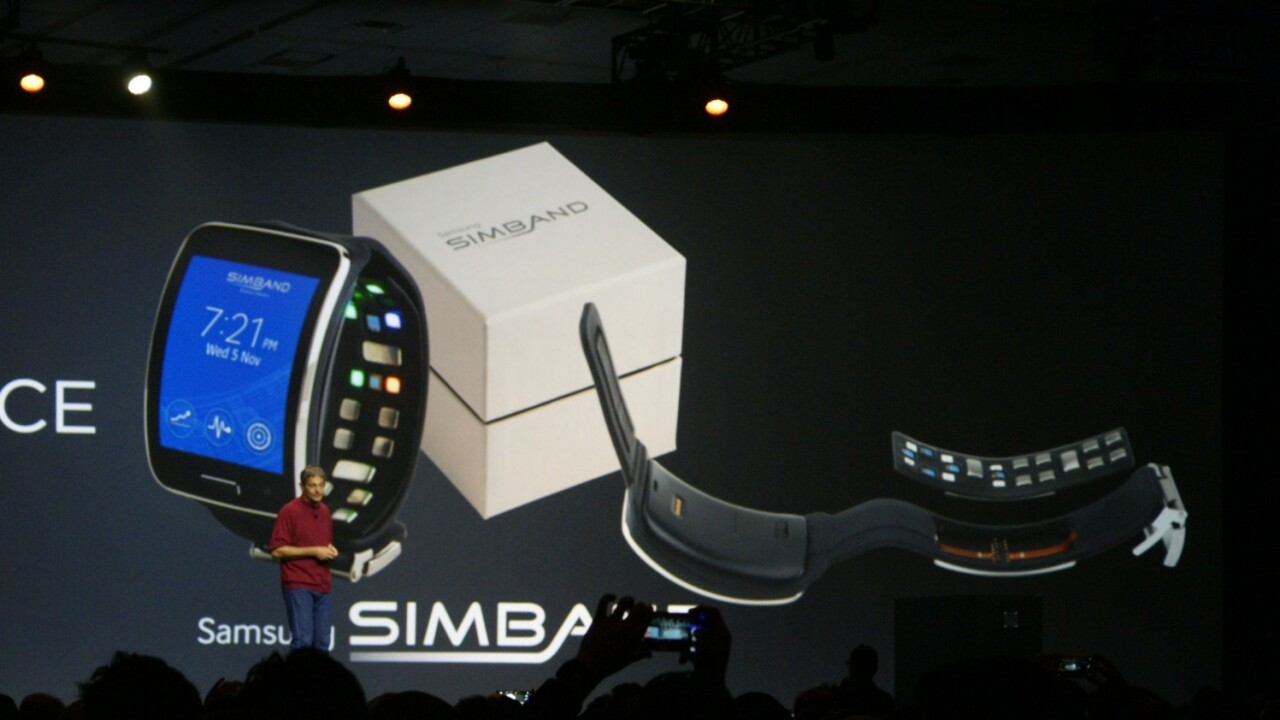 Samsung opens up Simband wearable to developers on top of its SAMI health platform