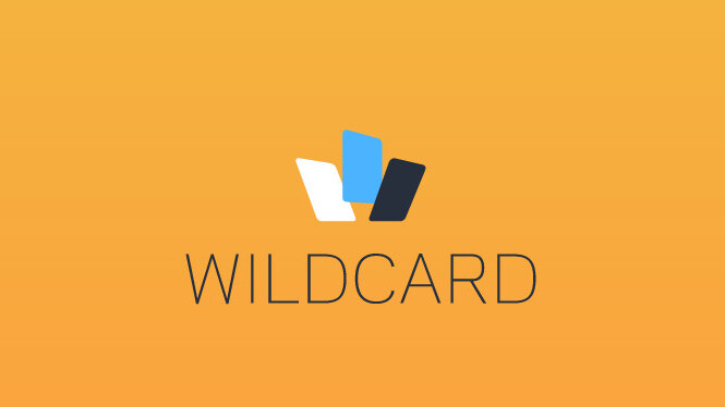 Wildcard lets you browse the Web as cards instead of webpages