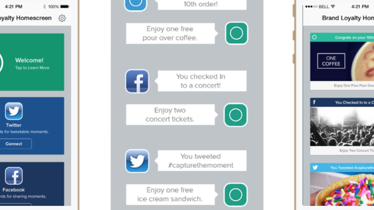 Mobile rewards platform Kiip announces a loyalty program for brands