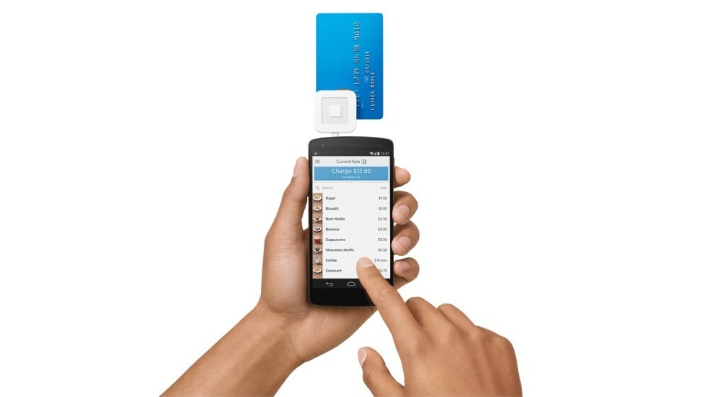 Square's first chip card Reader is now available to pre-order for merchants in the US