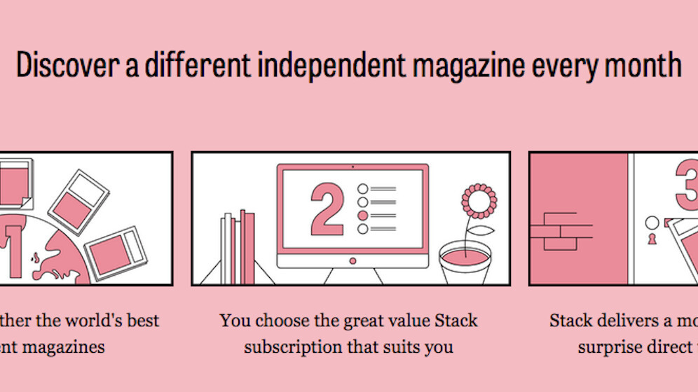 Ideal Gifts: Stack Magazines delivers a monthly dose of beautiful analog reading