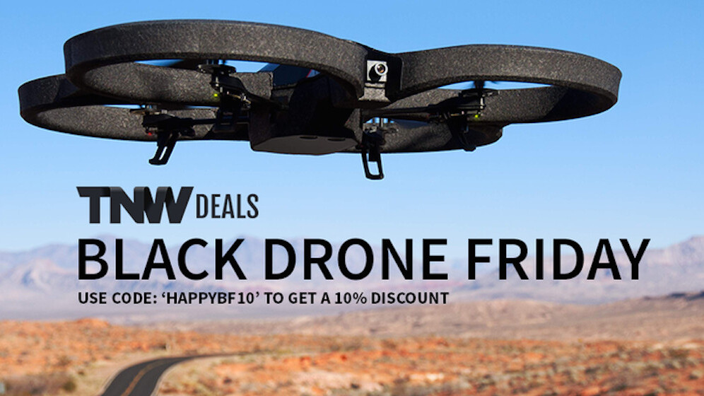 Hot deals on drones: Black Friday roundup