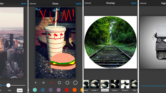 Aviary's Photo Editor app gets its first update under Adobe — and it's worth up to $200