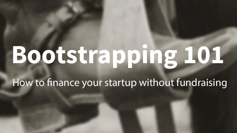 How bootstrapping helped my business cheat death