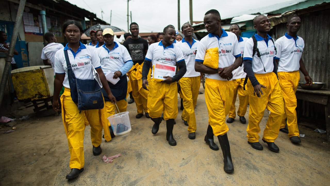 How mobile data and services can contribute to Ebola response