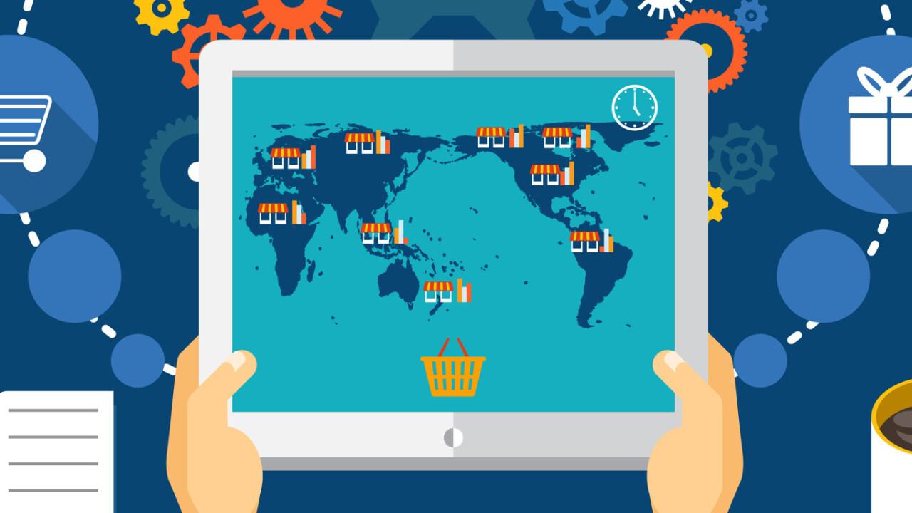 Making online commerce global by default