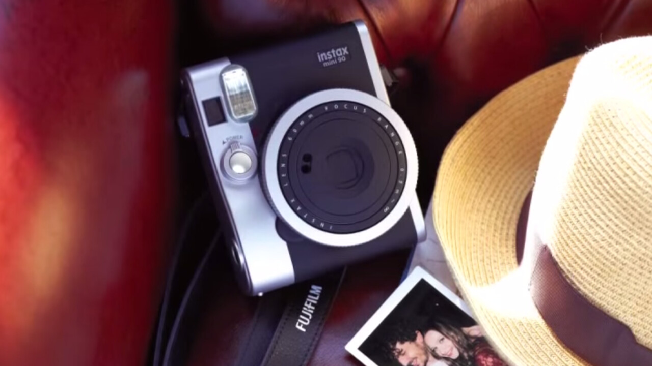 Ideal Gifts: Fujifilm Instax 90 reminds you that memories are not disposable