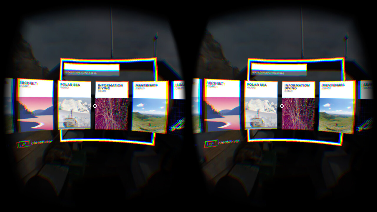 Mozilla launches Web-based virtual reality playground