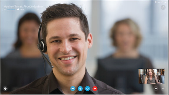 Microsoft unifies Lync and Skype communication platforms for enterprise users